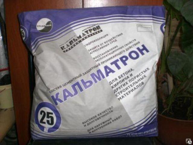 кальматрон для бетона