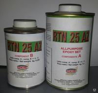 2 Х компонентный эпоксидный клей